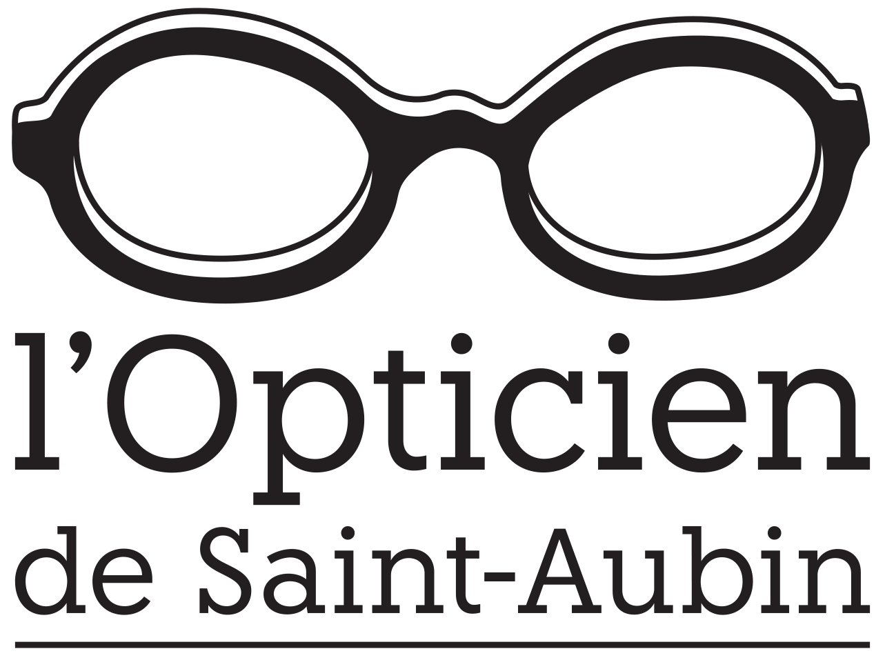 L'opticien de Saint Aubin